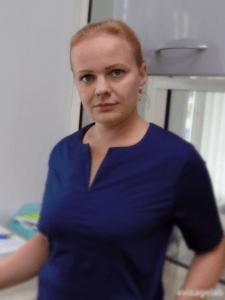 Зимина Юлия Леонидовна