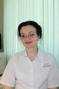 Смирнова Виктория Константиновна