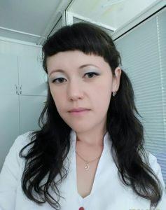 Гафиева Эльвира Вильсуровна
