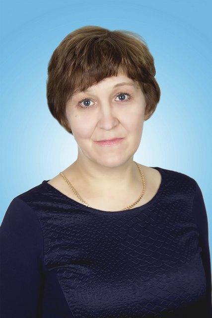 Рыбак Ольга Михайловна
