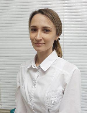 Мирончикова Мария Сергеевна